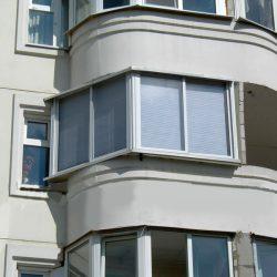 Остекление балконы п3м.