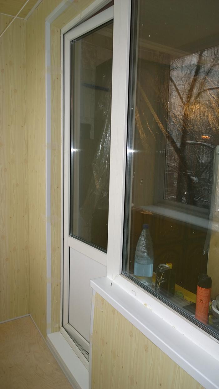 Балкон под ключ в москве за 48000 экобалкон.