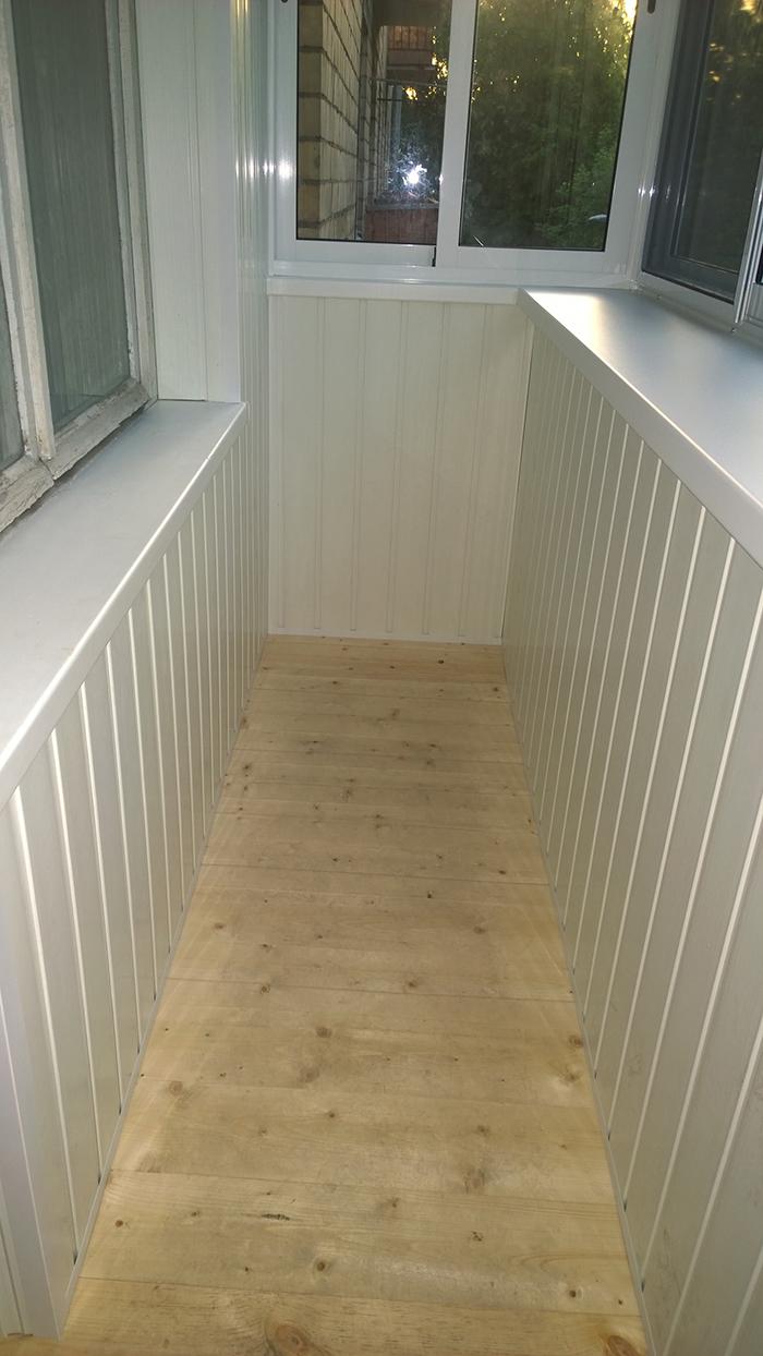 Остекление и отделка балконов фото экобалкон.