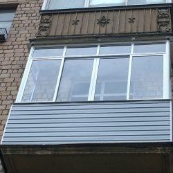 остекление в сталинском доме - от 37 000 руб